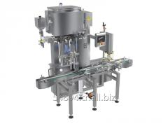 KULP AUTOMATIC FILLING AND CAPPING MACHINE