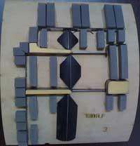 Standart rotary kalıp