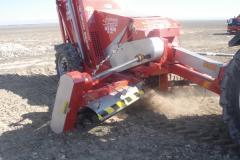 Taş toplama makinası TK 404