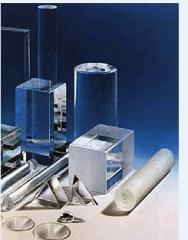 Cylinders and tubes electrotechnical made of