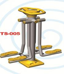 Outdoor sports exercisers