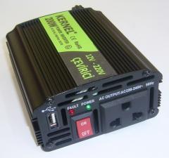 200 Watt KERNEL INVERTERAküdeki 12 Volt elektriği