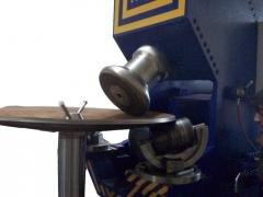 GEVRAKİHAN GFM-20-6000 Bombe Kenar Sıvama Makinesi