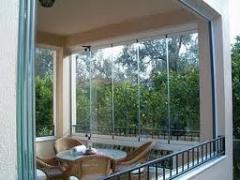 Cam balkon sistemi