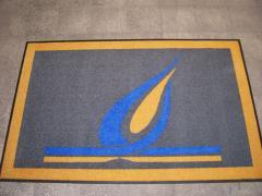 Logolu tekstil paspaslar