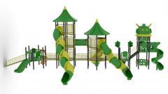 TAV-SAN 2014 Castle Outdoor Playground