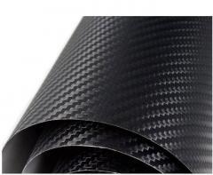 3D Siyah Folyo 1.22*50 mt. ( Rools)