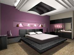 Les chambres à coucher