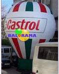 Yer Balonları / Şişme Balon 6MT