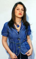 Bayan Deri Ceket 04