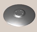Dışa bombey disk