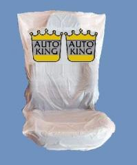 Disposable covers for car seats