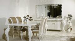 Klasik Yemek Mobilya Takımları, Misafir  Odası Yemek Masaları