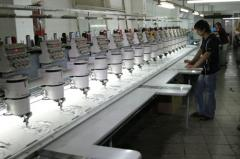 Lazerli nakış makinasi