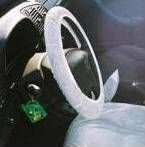 Film to protect the steering wheel