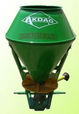 250 Kg'lik Konik Tip Serpme Makinası Üretimi