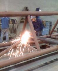Çelik Yapı İmalatı