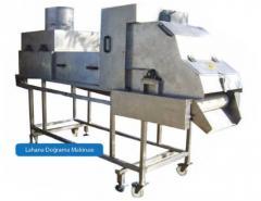 Lahana Doğrama Makineleri , Mutfak Makinaları