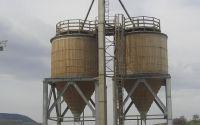 Steel vertical Tanks