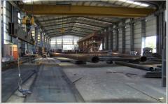 Modern Çelik Konstrüksiyon İmalatı