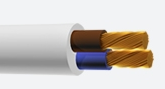 H03VV - F / H05VV - F (TTR)  tipi kablo