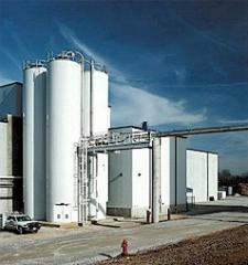 Buğday silosu