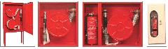 Yangın dolaplarının modelleri
