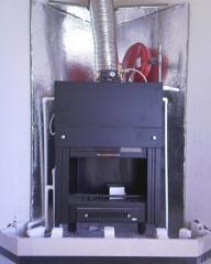 Semineu cu boiler