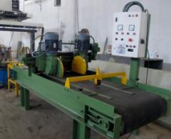 Boyuna Kesme Makinası Üretimi