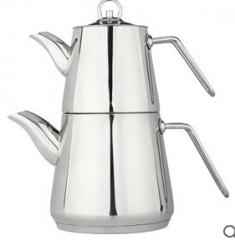 Paslanmaz Çelik Çaydanlık