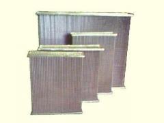 Isıtma radyatörü