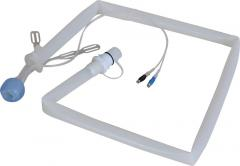 Anal catheter gaita collection system