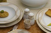 Güral porselen yemek takımı 82 parça sami 515641