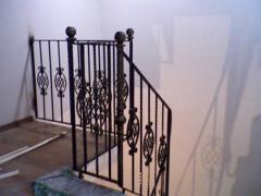 Fertorje merdiven korkuluklari