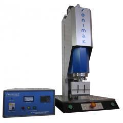 The equipment for ultrasonic welding