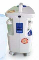 Aeroplus 5 oksijen konsantratörü