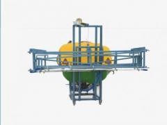 Asansör siztemli pistonlu süne ilaçlama makinası.
