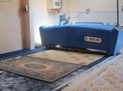 Otomatik halı yıkama makinaları