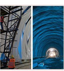 PVC geomembranlar