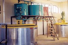 Bitkisel yağ  rafine tesisleri