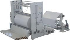 K-5250 jumbo kağıt bobin dilimleme makinesi