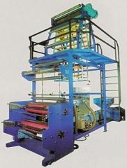 V60 - M1100 LDPE film makinesi