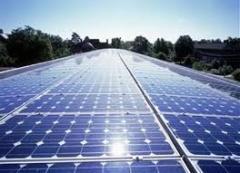 Güneş enerjisi ekipmanı