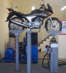 Komple araç test sistemi