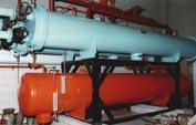 Kondenser (su soğutmalı shell & tube)