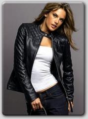 Yeni trend motorcu ceketleri