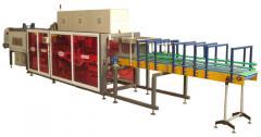 FSxF serisi sarmalı tip shrink makinası