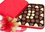 Özel kutulu çikolatalar