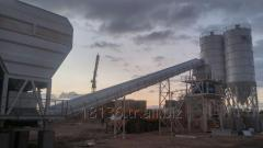 INS BS 180 BS - STATIONARY CONCRETE  BATCHING  PLANTS