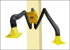 Duvar tipi mekanik filtre ünitesi